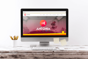 antonia color webdesign reference