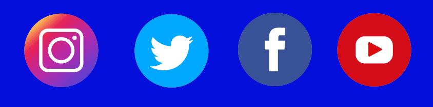 ikonky web socialni site
